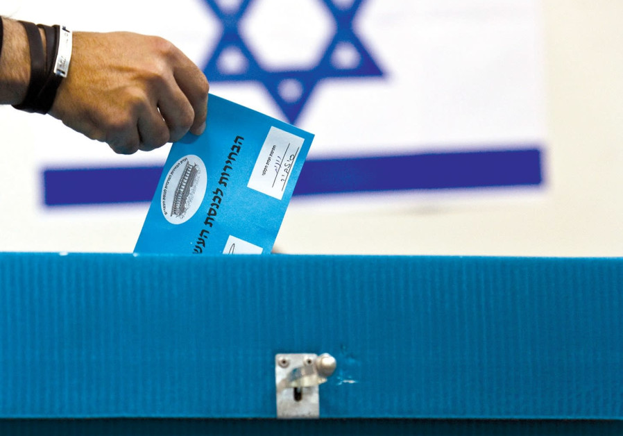 israel election - 898×628